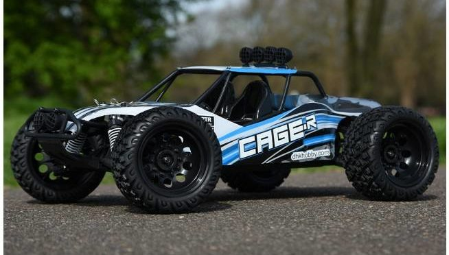 DHK Cage-R Brushed 2WD EP 1:10 RTR