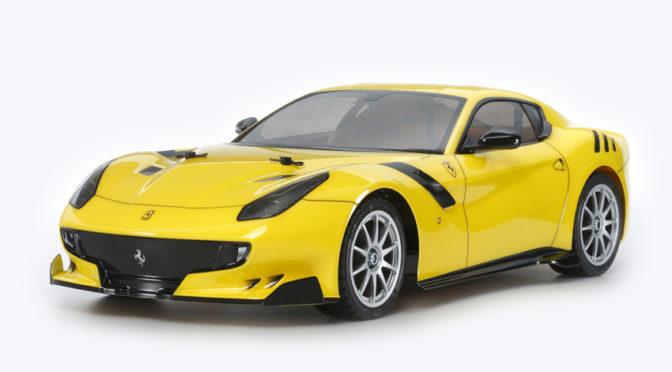 1:10 RC Ferrari F12tdf (TT-02)