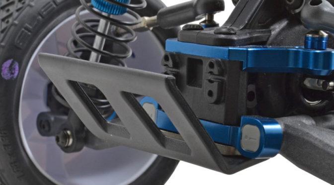 Hinterer Rammer für den Asso B6 und B6D