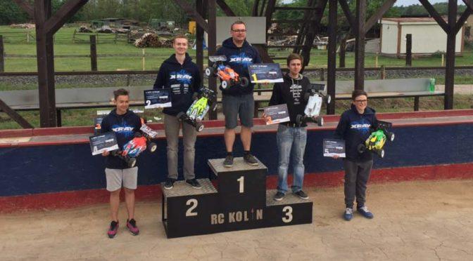 XB8 and XB8E gewinnt bei den Czech 1/8 Championship R1