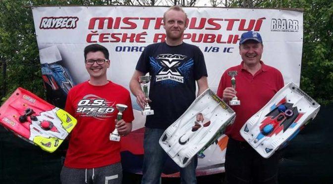 """RX8 gewinnt R1 der """"Czech Nitro Championship"""""""