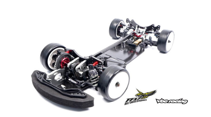 VBC FF17 Belt Drive Dynamics 1:10 Touring Car Kit