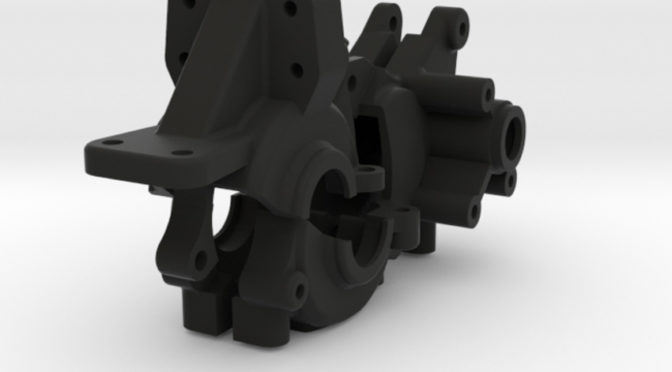 JB Carbon B6/B6D Split Laydown (3 gear)