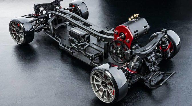 RMX S 1/10 RWD HIGH PERFORMANCE DRIFT AUTO