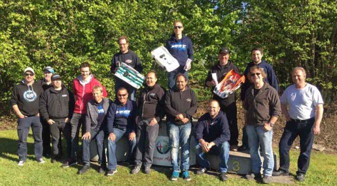 Xray siegt beim 3. und 4. Round des MC Best Cup in Langenthal