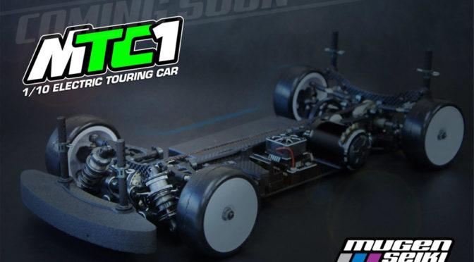 Mugen MTC1 1/10 Elektro Tourenwagen