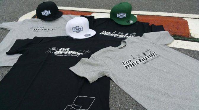 RC Livestyle T-Shirt für Fahrer und Mechaniker
