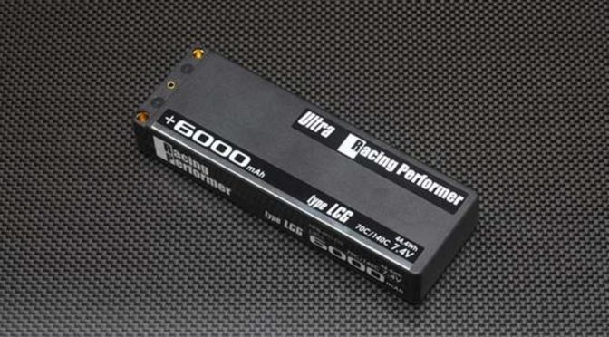 Racing Performer Ultra Series 6000mAh LCG