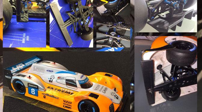 LMP – Umbau für 1/10 Formel-Fahrzeuge