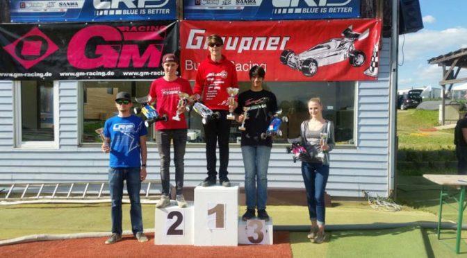 Micha Widmaier mit Doppelsieg beim RC Cars Köngen