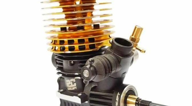 X-LINE Nitro Motoren von RC Concept: MC3X und MC5X