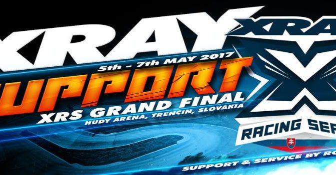 Xray Support beim ETS in Riccione / Italien