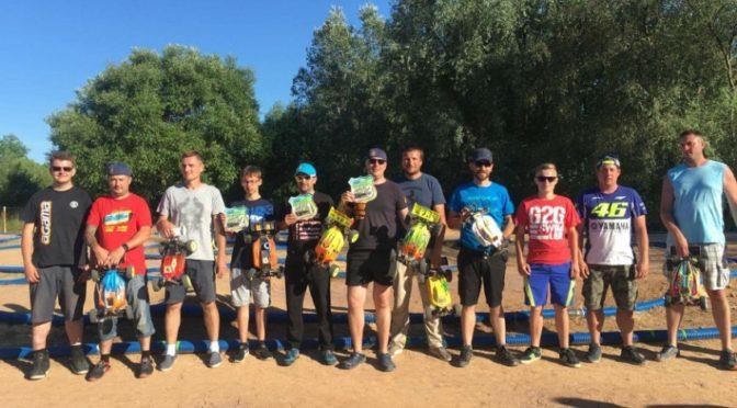 Stand nach dem 2.Lauf des Oder-Pomerania-Cup 2017