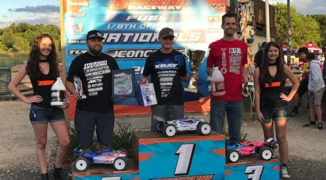 Ty Tessmann ist US National Champion mit XT8