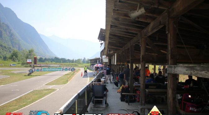 2nd Round EFRA GP SERIES Tag 1 – FRIDAY