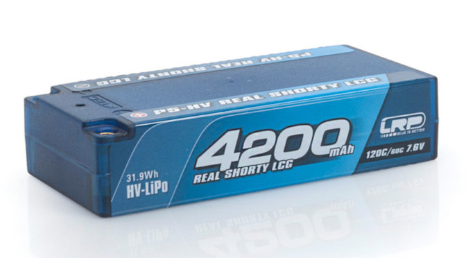 P5-HV Real Shorty LCG GRAPHENE 4200mAh