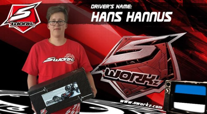 Hans Hannus -Neuer SWORKz Teamdriver