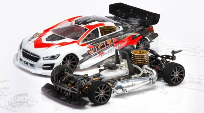 WRC NTX 1.1 1/10 Nitro Touring Car