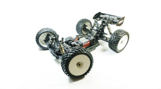 Sworkz ZEUS 1/8 Pro Monster Truck Kit