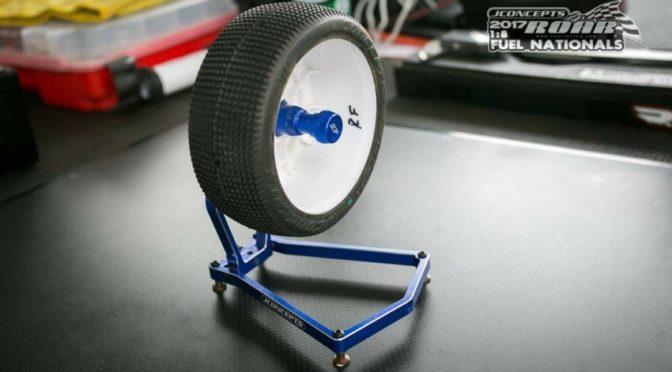 Jconcepts – einfacher Reifen wuchten