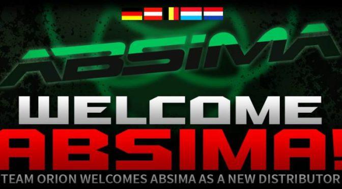 Absima neuer Distributor von Team Orion