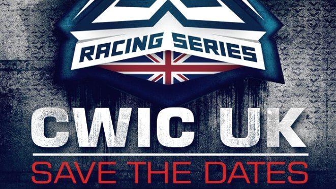 CWIC XRS Rennen in Großbritannien
