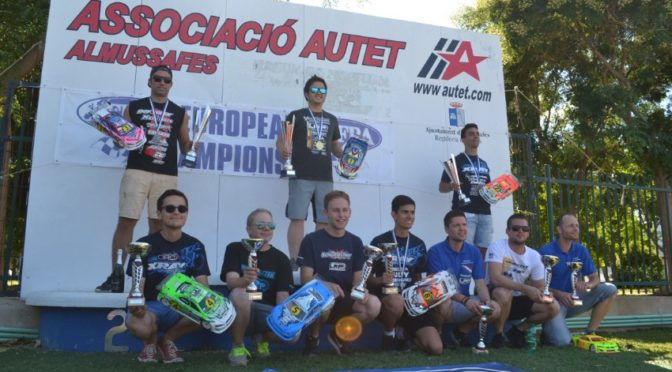 EFRA 1/10th Electric Track European Championships – Finals Report
