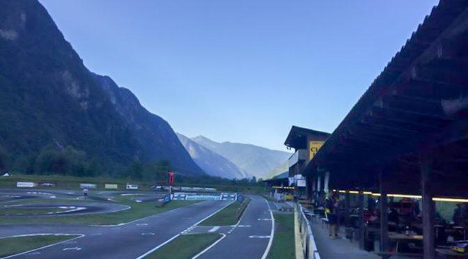 Europameisterschaft Large Scale TC / F1 in Lostallo