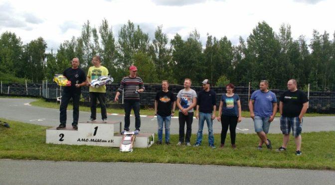 LRP-HPI-Challenge und 1/8 BLS beim AMC-Mühlau