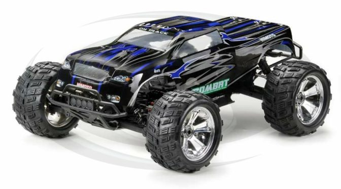 Himoto 1/8 4WD Combart Brushless Monstertruck 2,4GHz – RTR