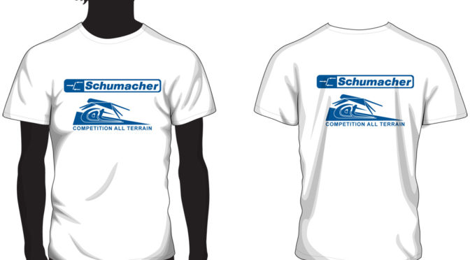 Schumacher Retro T-Shirt