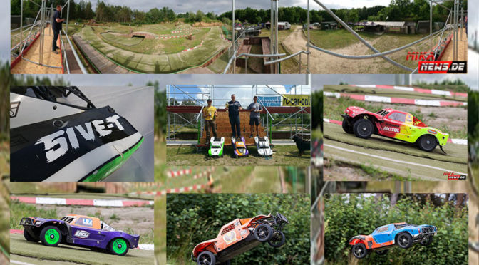 5.Losi 5T Cup 2017 beim RCS Offroad Staaken