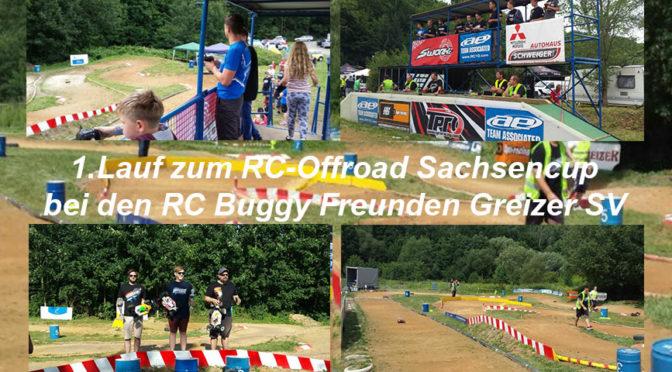 RC Offroad Sachsencup – Saisonauftakt in Greiz