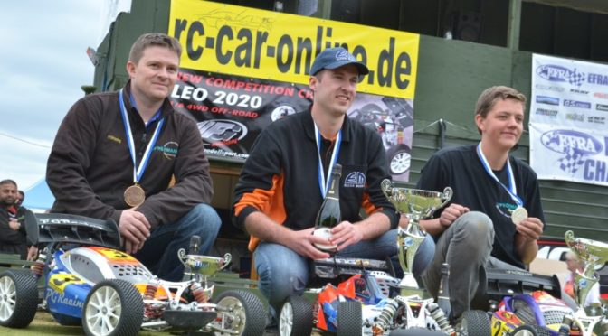 EFRA LARGE SCALE OFF ROAD EUROPEAN CHAMPIONSHIPS FINALS REPORT