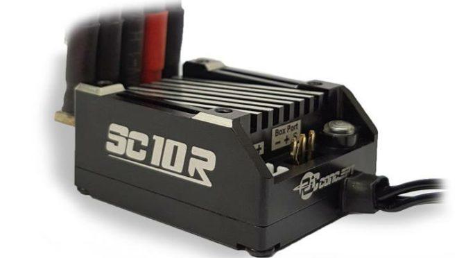 SC10R Speed Controller – WTI® von RC Concept