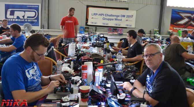LRP-HPI Challenge Deutschlandfinale 2017 – Galerie Fahrerlager und Streckengeschehen