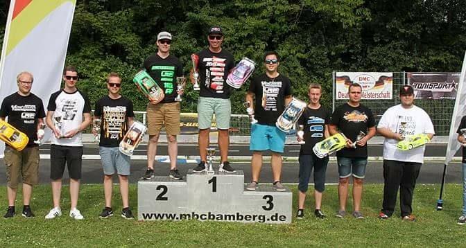 Deutsche Meisterschaft EG 2017 in Bamberg