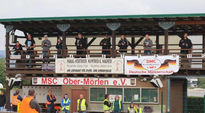 1.Lauf zur Deutschen Meisterschaft OR8 in Ober-Mörlen