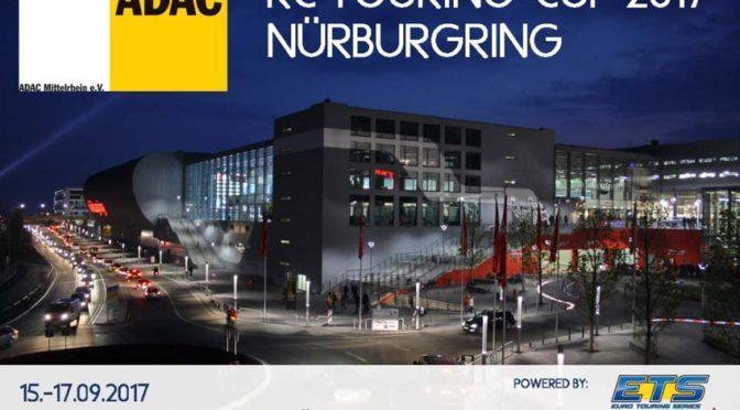 ADAC RC TouringCup an dem Nürnburg-Ring