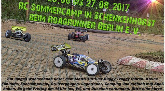 RC Sommercamp in Schenkenhorst