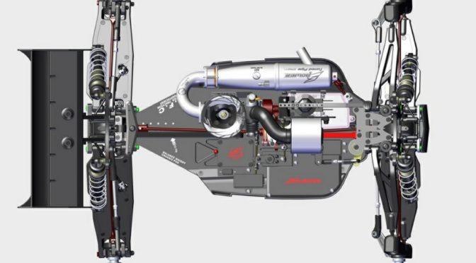 SWORKz S35-3T Nitro Truggy