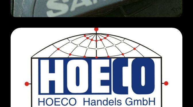 Hoeco übernimmt den Vertrieb von Sanwa in…