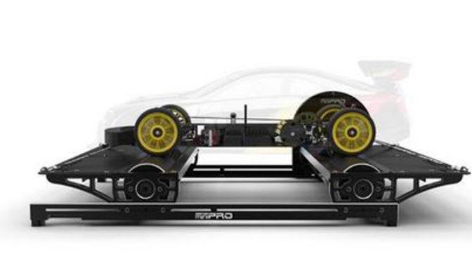 R/C Chassis Dyno von Minipro