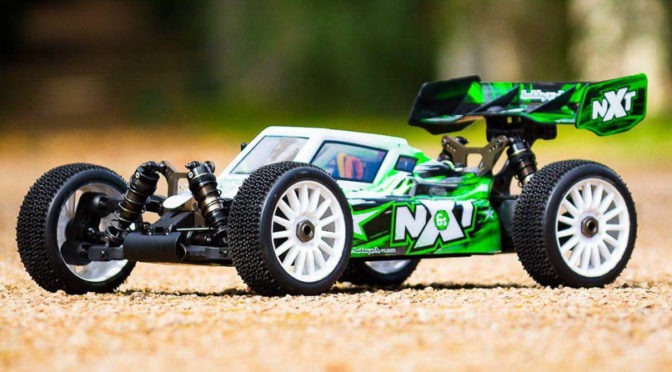 SPIRIT NXT EP E-Buggy 1/8 RTR Brushless – 4WD