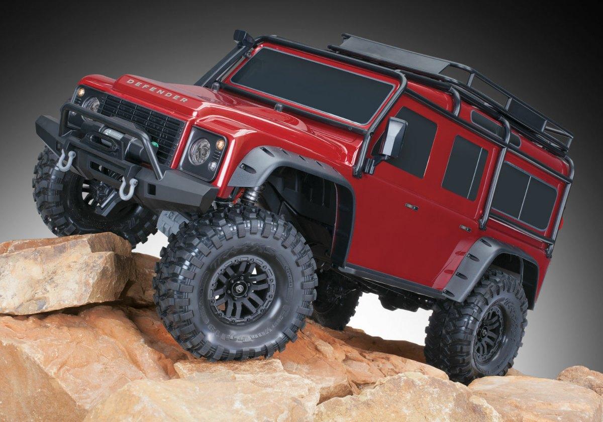 Traxxas Trx 4 Land Rover Scale Crawler Artr Mikanews De