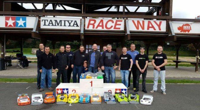 1/8 GTS Lauf in Sonneberg auf dem Raceway