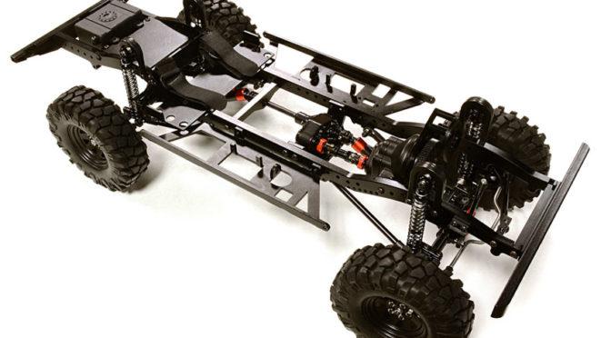 1/10 D110 Gen-2 Roller 4WD Off-Road Scale Crawler ARTR