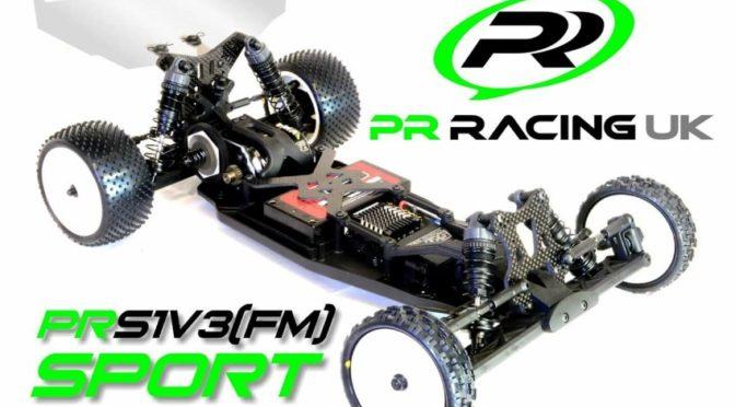 PR Racing S1V3 Sport 2WD Buggy Kit