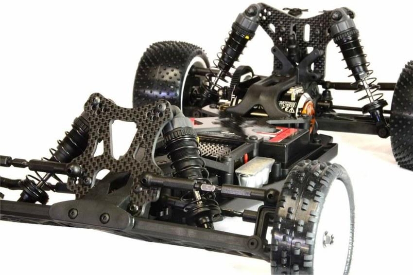 pr racing s1v3 sport 2wd buggy kit. Black Bedroom Furniture Sets. Home Design Ideas