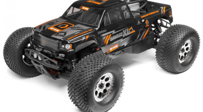 Savage XL Octane V2 RTR 1/8 Benzin Monster Truck